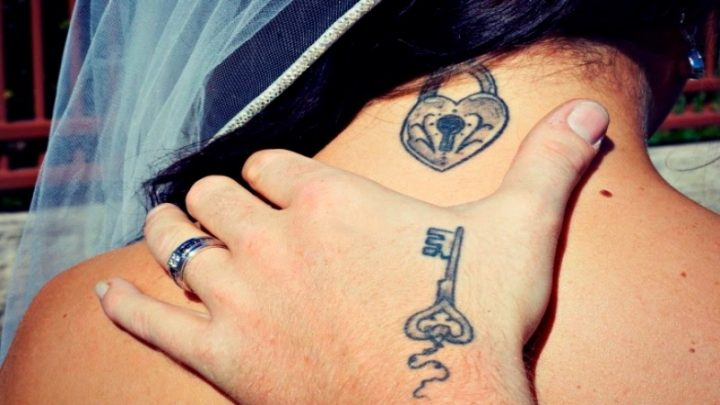 Les originaux tatouages de couples , Estelle Tendances